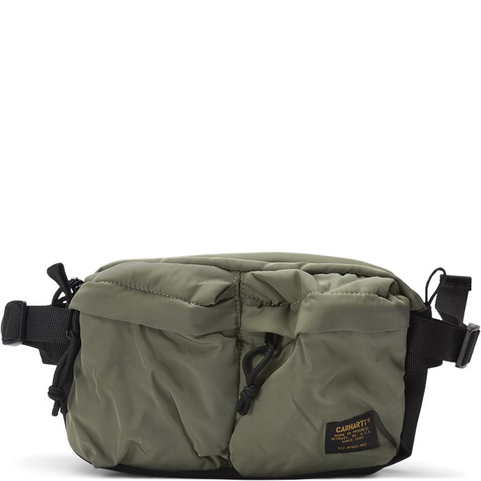Military Hip Bag - Väskor - Grön